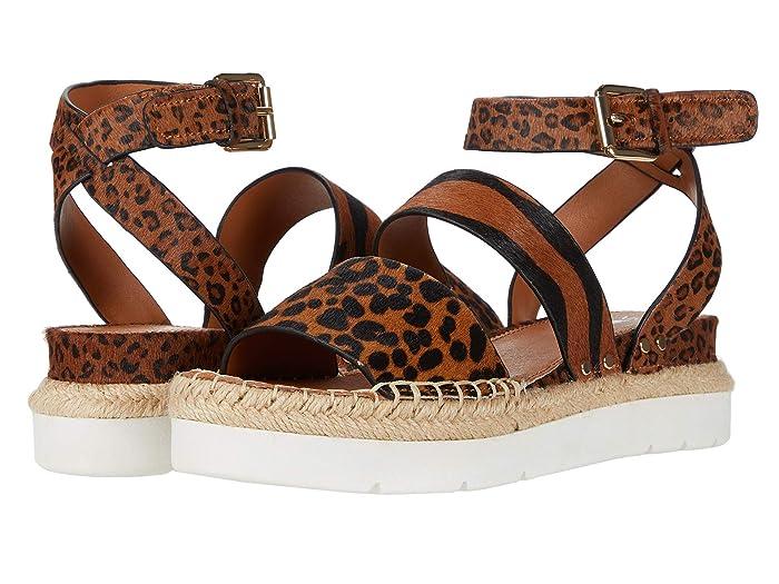 Franco Sarto  Calvin (Whiskey Leopard) Womens Shoes