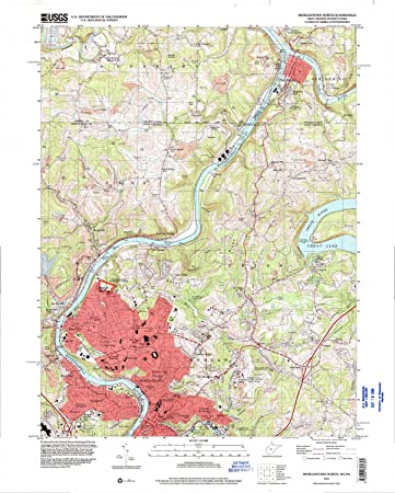 Updated 2002 Historical 1:24000 Scale 7.5 X 7.5 Minute YellowMaps Wharton WV topo map 1996 27.4 x 22.5 in