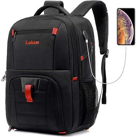National Lampoon Walley World Logo Trucker Cap Backpack Daypack Rucksack Laptop Shoulder Bag with USB Charging Port