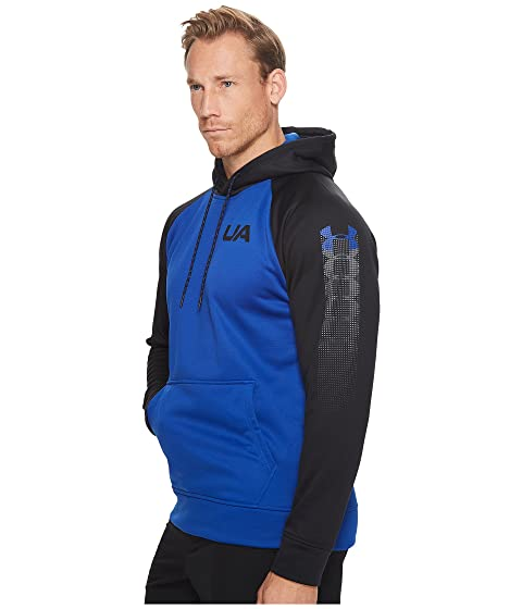 Armour Under Fleece Pullover Block Color Armour Hoodie zqqrEwd