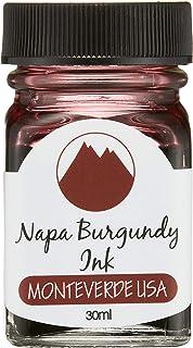 Monteverde USA Ink with ITF Technology, 30 ml Napa Burgundy (G309NB)