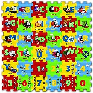 Thomas & Friends 73701 ABC-123 Foam Cube Puzzle