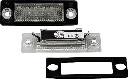2 x SMD LED Module 2 x Dichtung Kennzeichenbeleuchtung Nummernschildbeleuchtung 030609