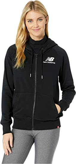 Essentials Full Zip Hoodie