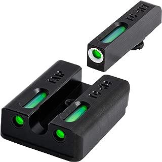 TRUGLO TFX Tritium and Fiber-Optic Xtreme Handgun Sights for Taurus Millenium G2, 709 Slim, 740 Slim