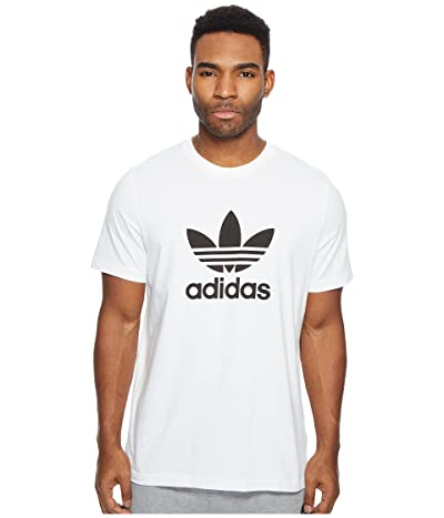 adidas Originals Trefoil Tee (White) Men