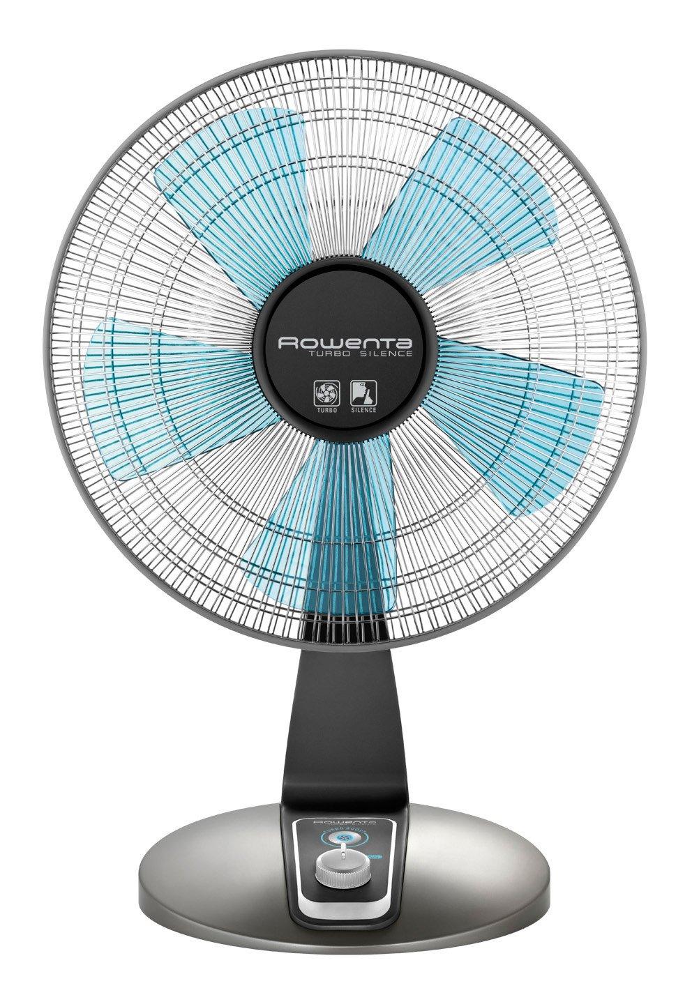 Rowenta VU2540 - Ventilador (Azul, Gris, 70W): Amazon.es: Hogar