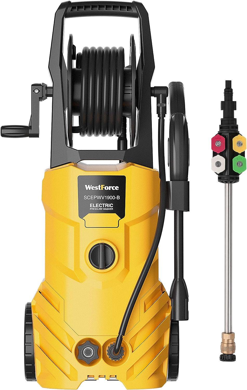 WestForce Electric Pressure Washer 3000 PSI