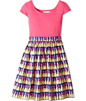 fiveloaves twofish - Maddy Lipstick Dress (Little Kids/Big Kids)