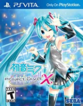 $125 » Hatsune Miku: Project DIVA X - PlayStation Vita
