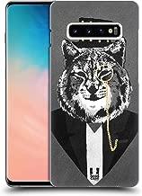 Head Case Designs Lynx Super Posh Hard Back Case Compatible for Samsung Galaxy S10+ / S10 Plus