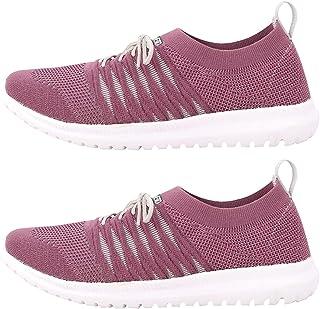 Da veneto Women Casual Sneaker Running Shoes Sports Shoe with Laces