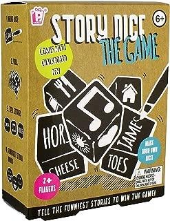 Paladone Story Dice Game