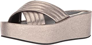Womens Damariss Open Toe Casual Platform Sandals