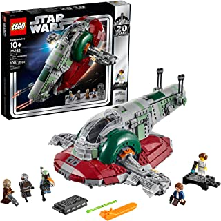LEGO Star Wars Slave I – 20th Anniversary Edition 75243...