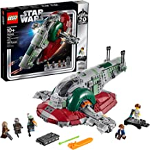 LEGO Star Wars Slave l – 20th Anniversary Edition 75243 Building Kit, New 2019 (1007 Pieces)