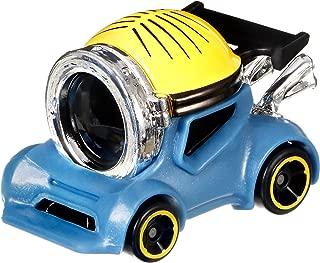 Hot Wheels Minion Stuart Vehicle, 1:64 Scale