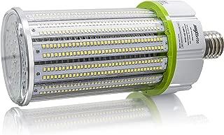 120W LED Corn Light Bulb 5000K Replaces 800W, 16,200 lumens Mogul Base E39, 100-277V AC UL and DLC Certified