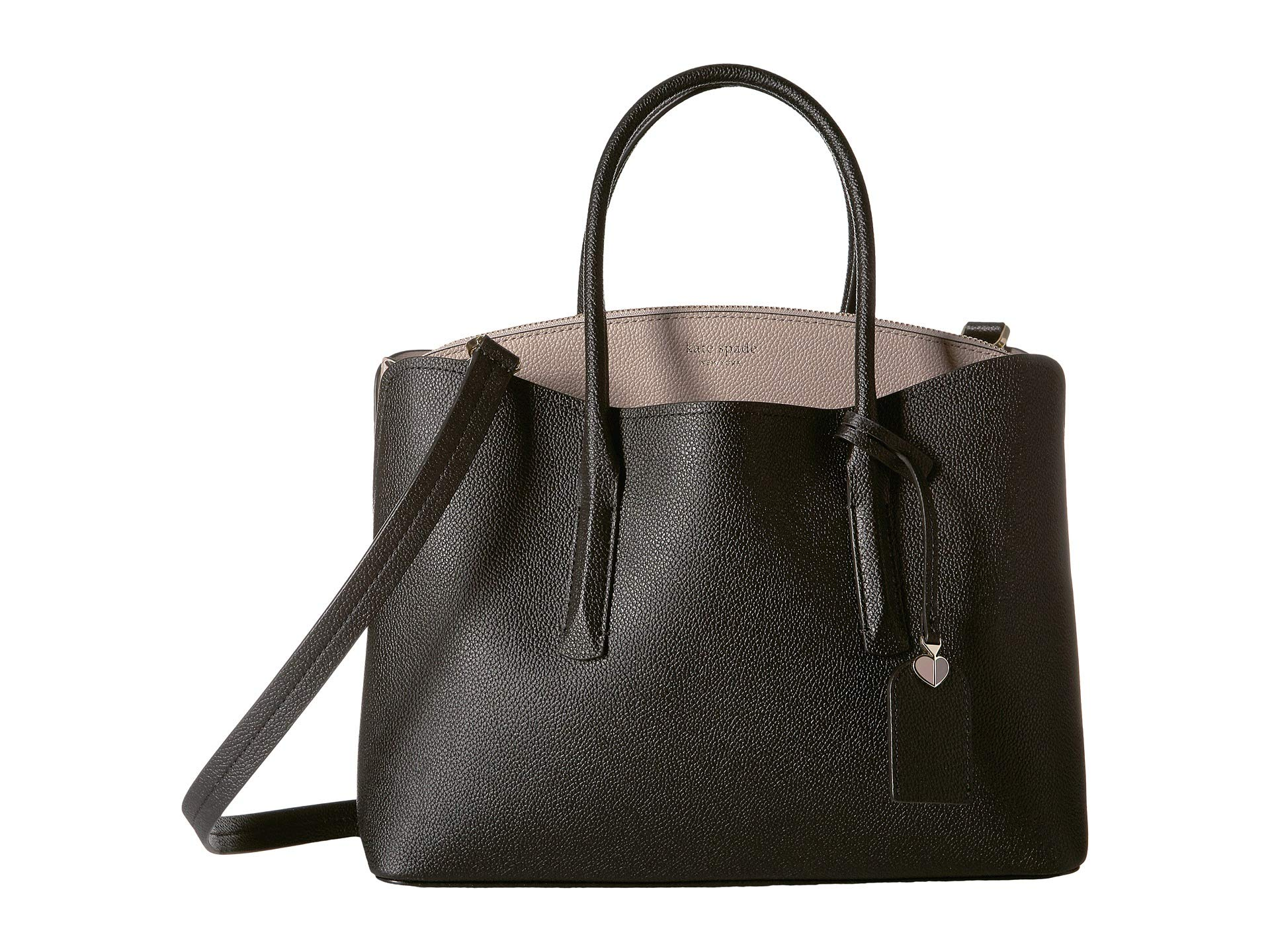 9ea51492fc4f Kate Spade New York Margaux Large Satchel at Luxury.Zappos.com