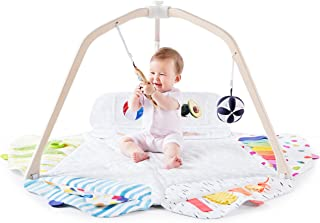 The Play Gym by Lovevery; Stage-Based Developmental Activity Gym & Play Mat for Baby to Toddler