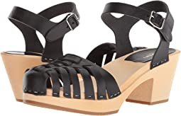 Swedish Hasbeens - Snake Sandal High