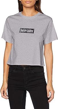 Teddy Smith T-Shirt Femme