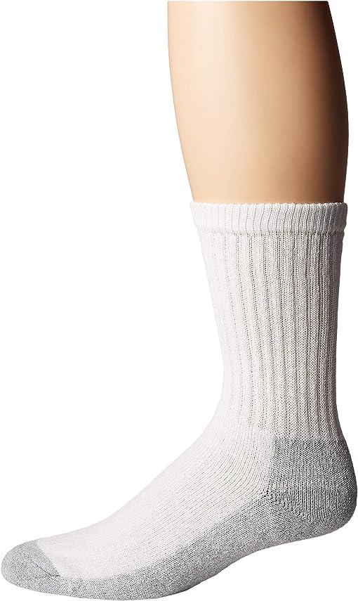 White/Sweatshirt Grey