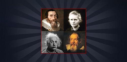 『有名な科学者クイズ』のトップ画像