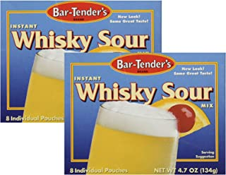 bartenders whisky sour mix