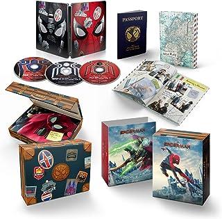 スパイダーマン:ファー・フロム・ホーム 日本限定プレミアム・スチールブック仕様・エディション(初回生産限定) [Steelbook] [Blu-ray]
