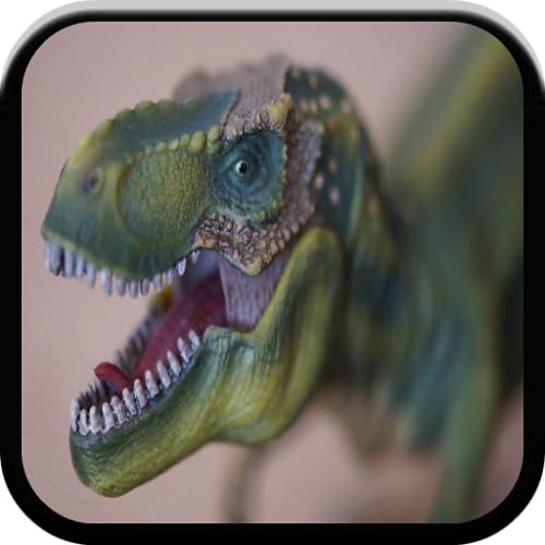 T-Rex 🦖 Dino-Spiele für Kinder kostenlos: Jurassic Dinos, Puzzle, Matching Game & Sounds