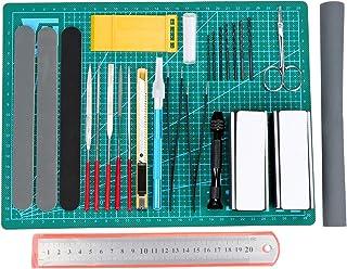 WiMas Gundam Modele Outils Fondamentaux Kit, Ensemble de Bricolage Hobby Building pour la Réparation et la Fixation de Mod...