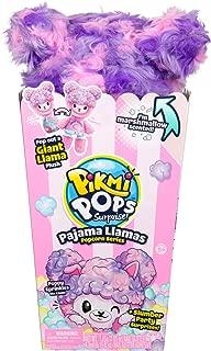 Pikmi Pops Giant Pajama Llamas -  Scented Stuffed Animal Plush Toy in Popcorn Box - Styles May Vary