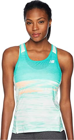 New Balance NB Ice 2.0 Print Tank Top