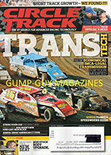 Circle Track #1 Source For Advanced Racing Technology April 2012 Magazine TRANS TECH: NEW ECONOMICAL IMCA-LEGAL TRANSMISSION FOR YOUR MODIFIED Short Track Growth - We Found It!