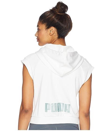 T7 Classics Hoodie Blanco PUMA Logo PUMA SL wHfBwtq1