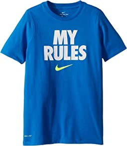 Dry Tee My Rules (Little Kids/Big Kids)