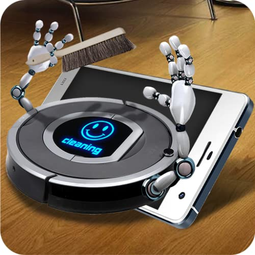 Robot Vacuums Simulator (NO ADS) Simulation