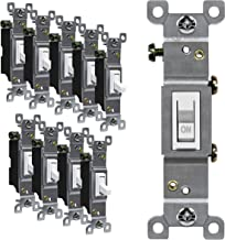 Best plastic toggle switch Reviews
