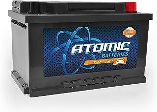 Atomic Car Battery 12V, 600CCA, 110RC, 68Ah - AT3662