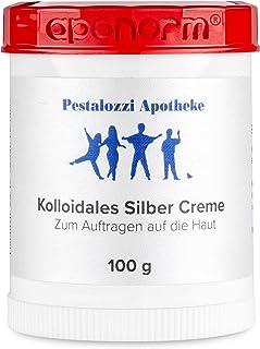 Kolloidales Silber Creme (100 g) aus Apotheken-Herstellung – hochwertige Qualität..