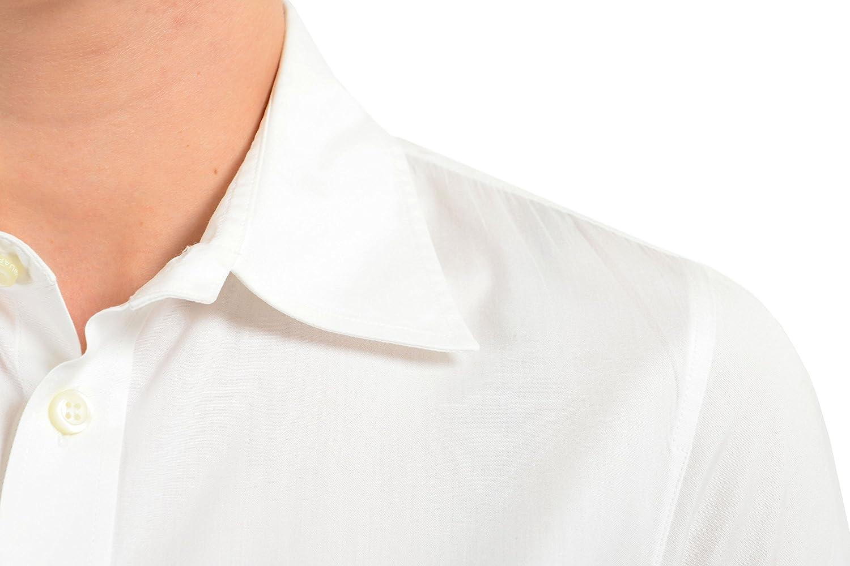 DSQUARED2 White Button Down Women's Blouse Shirt US S IT 40
