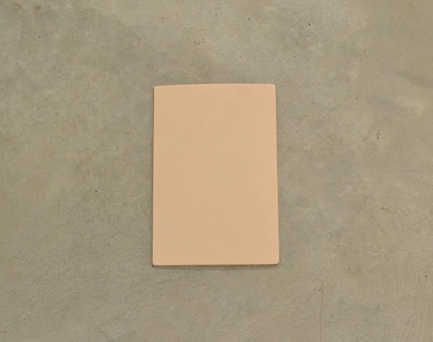 1-2.4mm Thick 4 LB Vegetable Tan Tooling Cowhide Leather Scraps Light 3-6 oz.