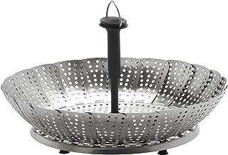 "Farberware Professional Vegetable Steamer, 11"", Stainless Steel"