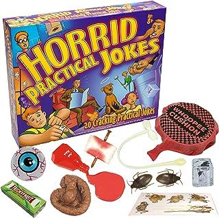 Drumond Park Horrid Practical Jokes Game | Children Action Prank Kit for Friendly Jokes to Family & Friends | Kids Tricks ...
