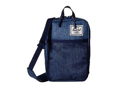 Herschel Supply Co. Sinclair Large (Faded Denim) Cross Body Handbags