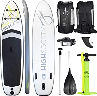 Best high society paddle board Reviews