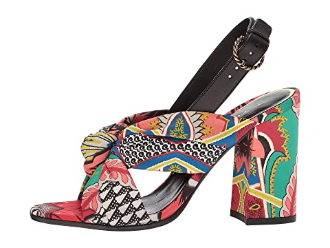 Etro Printed Sandal Multi Outlet Clearance Latest Discount Visa Payment For Sale Clearance Many Kinds Of tWXcpS73qY