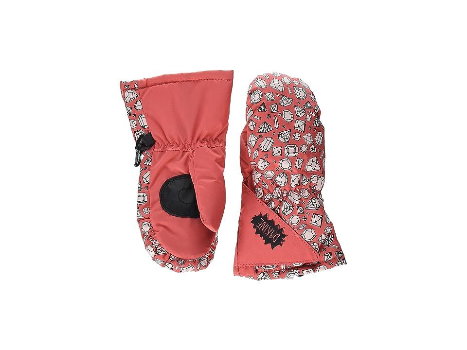 Dakine Brat Mitt (Youth) (Diamonds) Snowboard Gloves