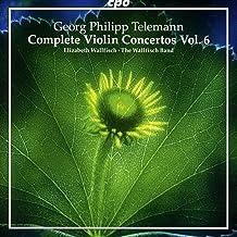 V6 Complete Violin Concertos
